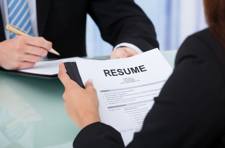 The resume build and the whole system to analyse your data, know it.
