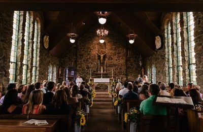What makes it necessary to join the Church services?